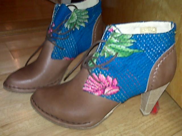 Terra Plana Sustainable Heels