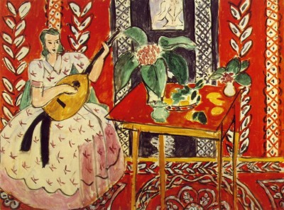 Matisse - The Lute