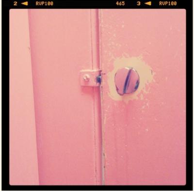 Desira Pesta_ Valley of the Dolls Bathroom