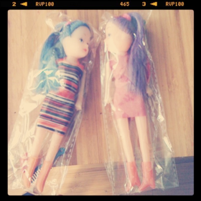 Desira Pesta _ weird dolls